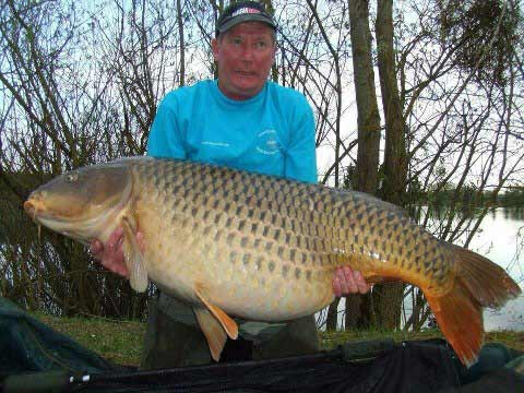 carpfishing record del mondo